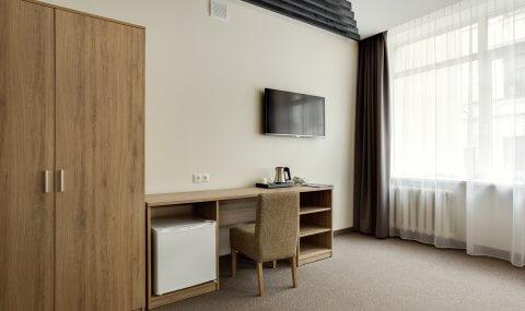 Deluxe kambarys